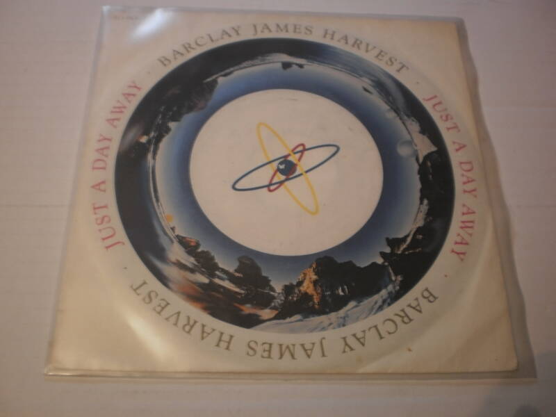 Single Barclay James Harvest - Just a day away