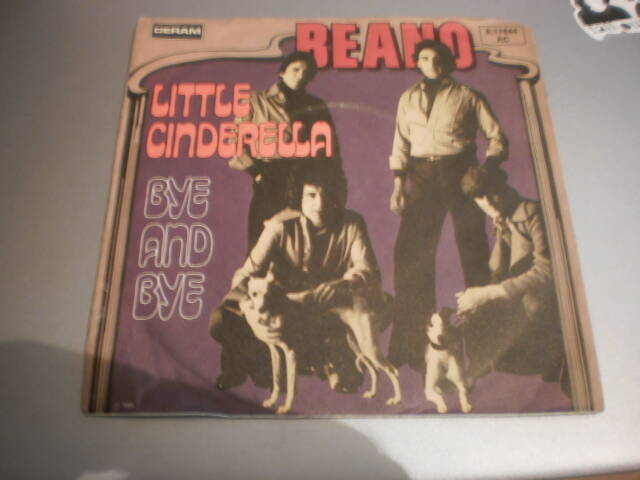 Single Beano - Little Cinderella