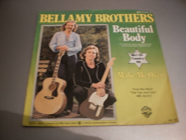 Single Bellamy Brothers - Beautiful Body