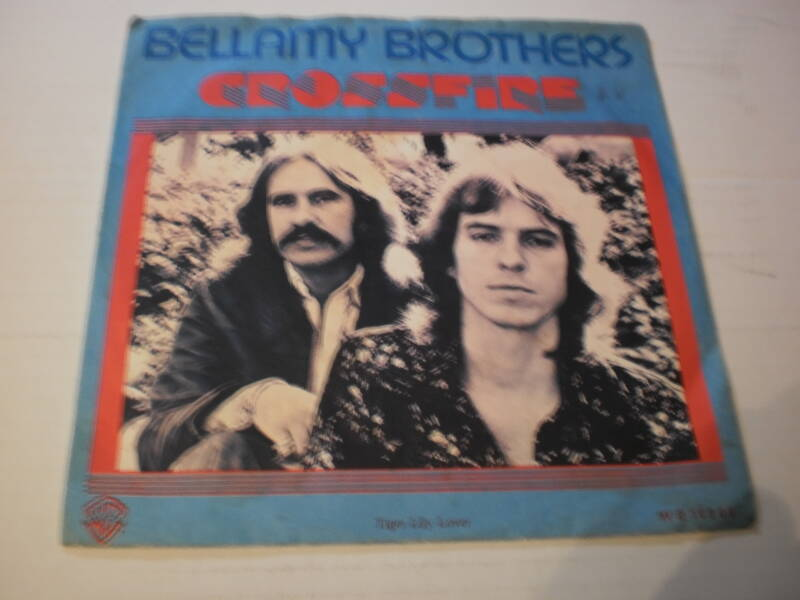 Single Bellamy Brothers - Crossfire