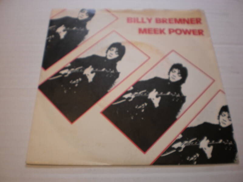 Single Billy Bremner - Meek Power