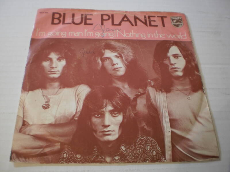 Single Blue Planet - I'm going man I'm going