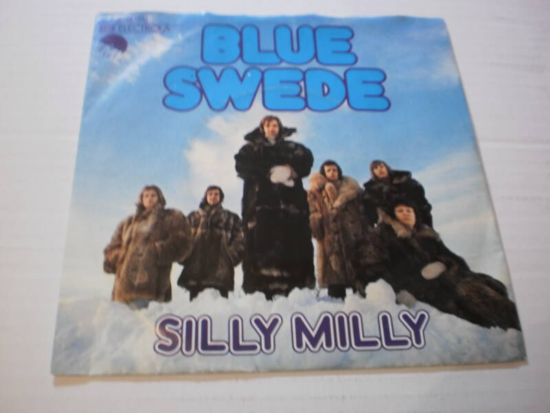 Single Blue Swede - Silly Milly