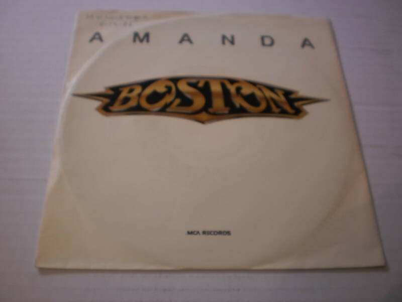 Single Boston - Amanda