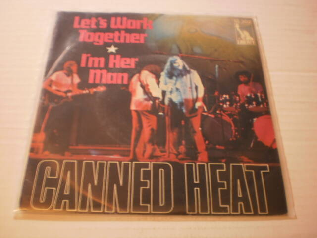 Single Canned Heat - Let's work together