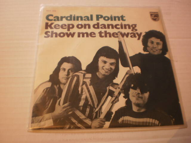Single Cardinal Point - Keep on dancing