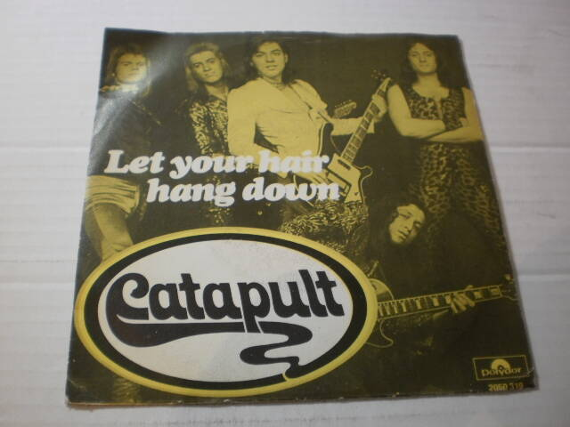 single Catapult - Let your hair hang down
