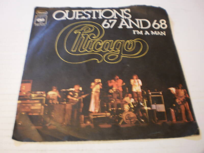 single Chicago - Questions 67 and 68