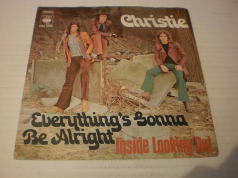 Single Christie - Everything's gonna be alright