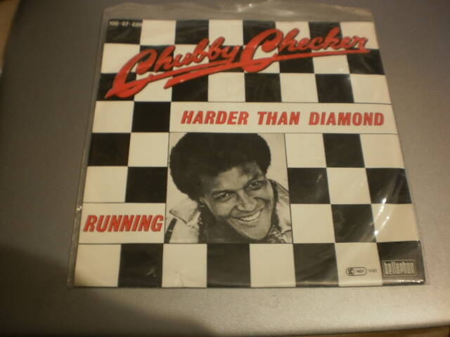 Single Chubby Checker - Harder than diamond