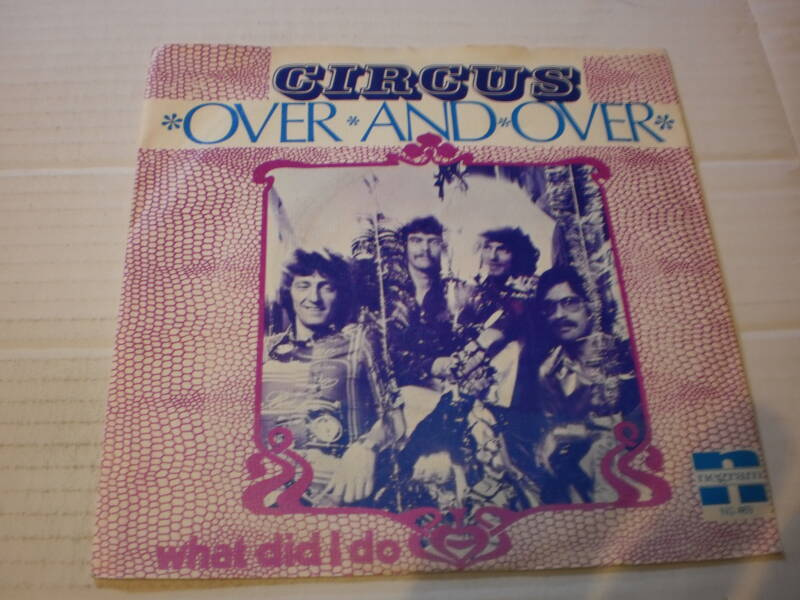 Single Circus - Over and over