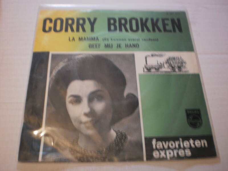 Single Corry Brokken - La Mamma