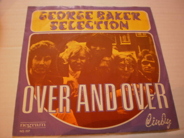 Single George Baker Selection - over and over