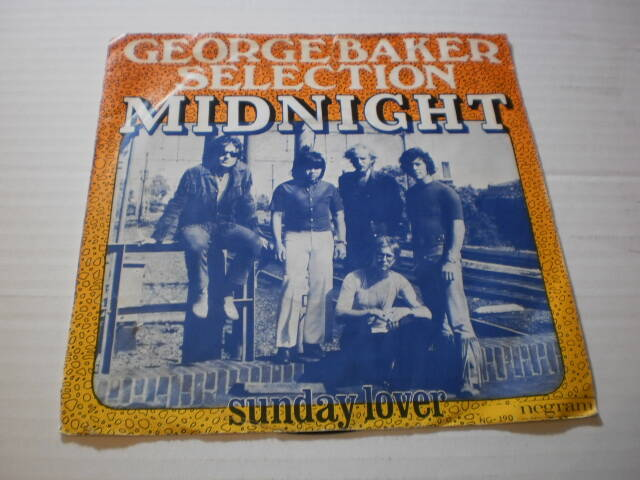 Single George Baker Selection - Midnight