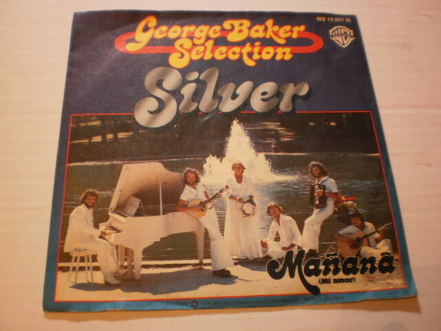 Single George Baker Selection - Silver