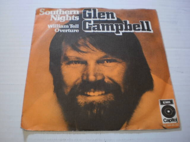 Single Glen Campbell - Southern Nights