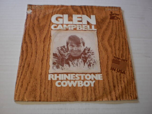 Single Glen Campbell - Rhinestone Cowboy