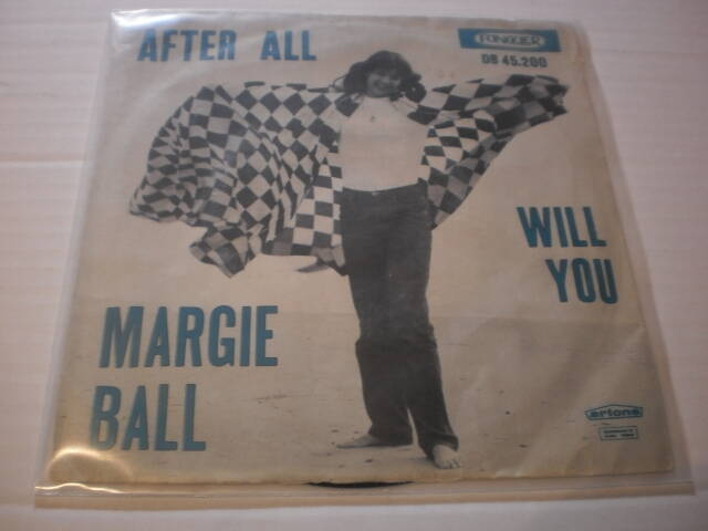 Single Margie Ball - After all