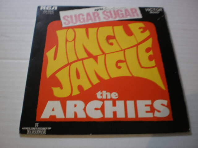 Single The Archies - Jingle Jangle