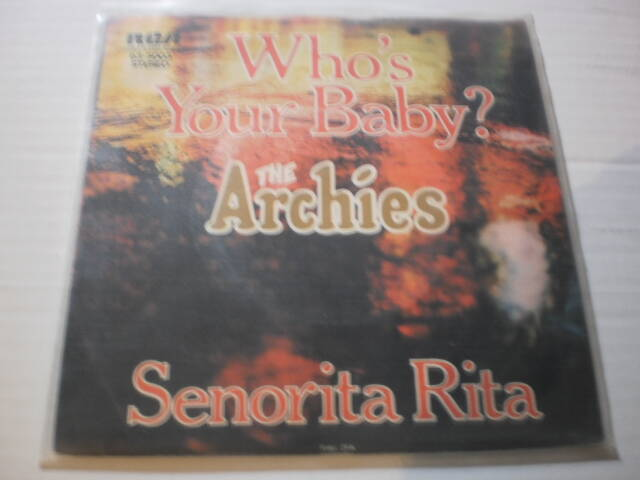 Single The Archies - Who's your baby
