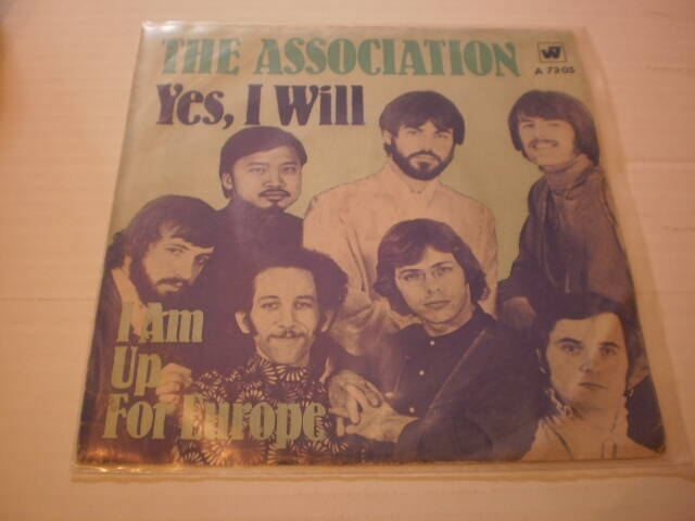 Single The Association - Yes i will