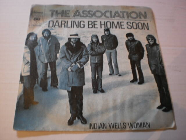 Single The Association - Darling be home soon