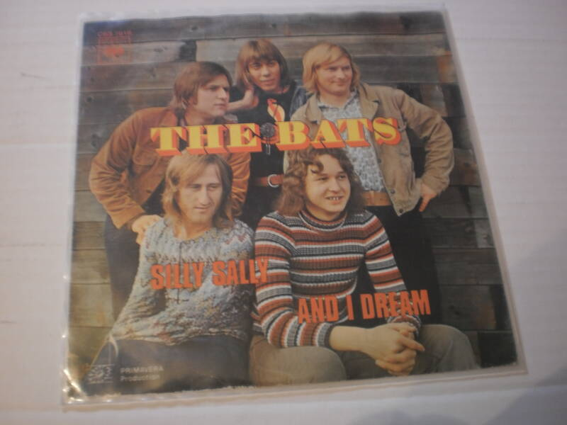 Single The Bats - Silly Sally / And I dream