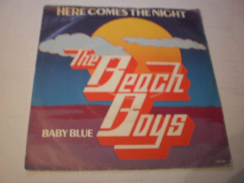 Single The Beach Boys - Here comes the night