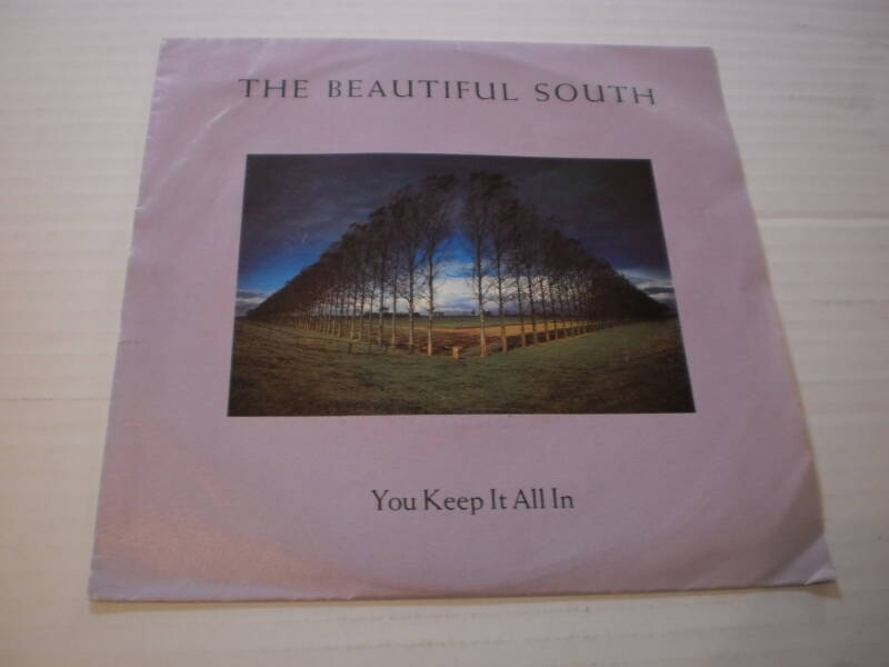 Single The Beautiful South - You keep it all in