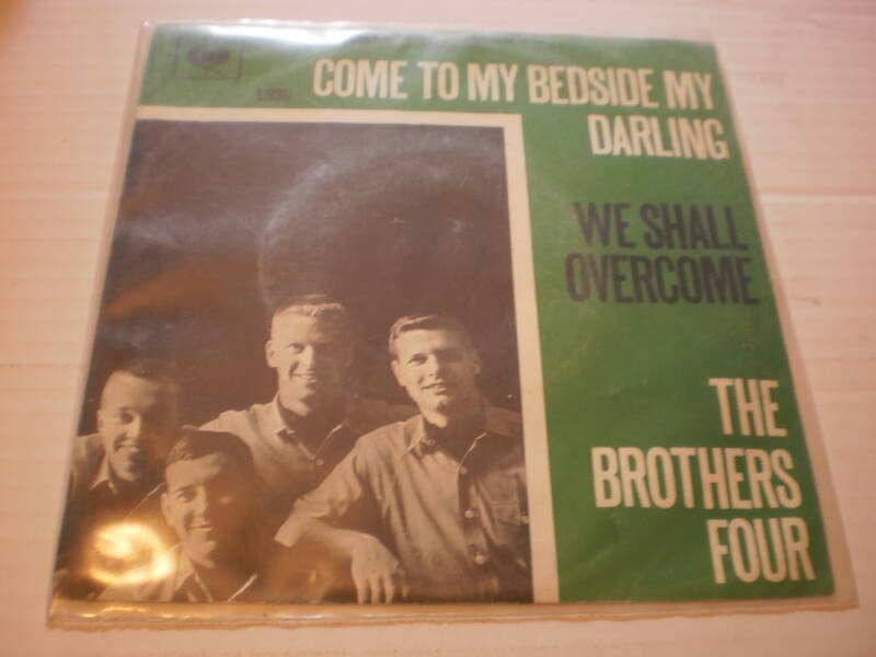 Single The Brothers Four - Come to my bedside my darling