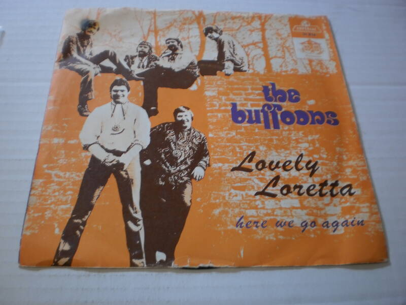 Single The Buffoons - Lovely loretta