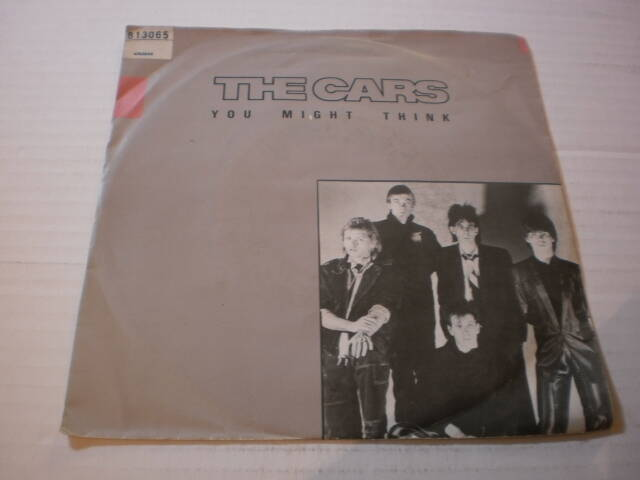 Single The Cars - you might think