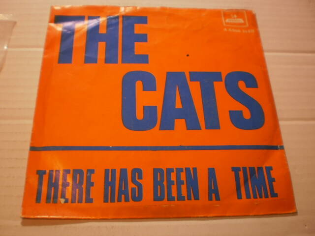Single The Cats - There has been a time