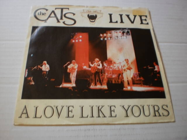 Single The Cats - A love like yours ( live )