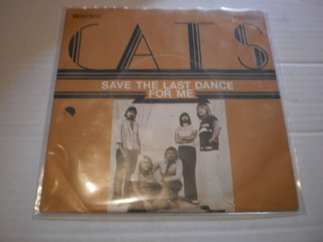 Single The Cats - Save the last dance for me