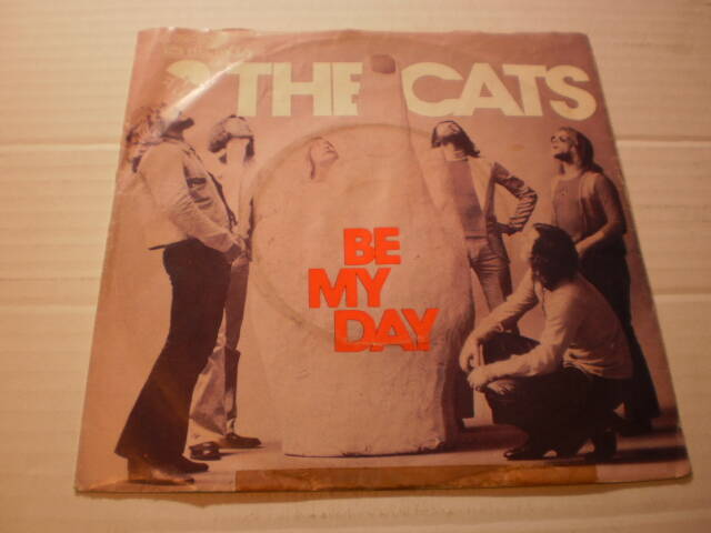 Single The Cats - Be my day