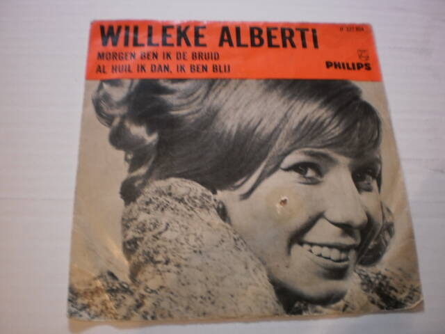 Single Willeke Alberti - Morgen ben ik de bruid