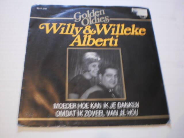 Single Willy & Willeke Alberti - Moeder hoe kan ik je danken