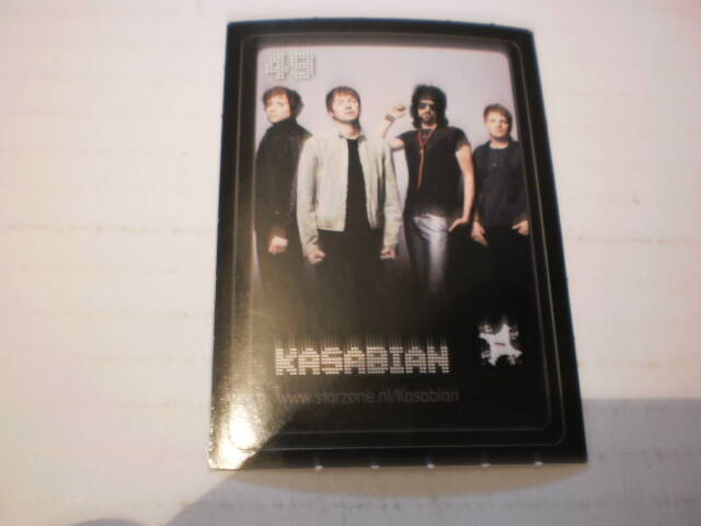Sticker Kasabian