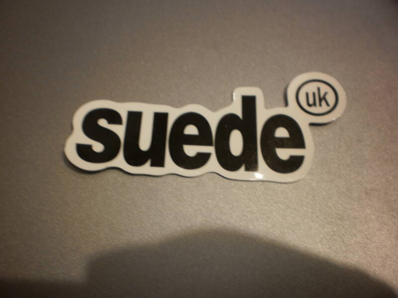 Sticker Suede