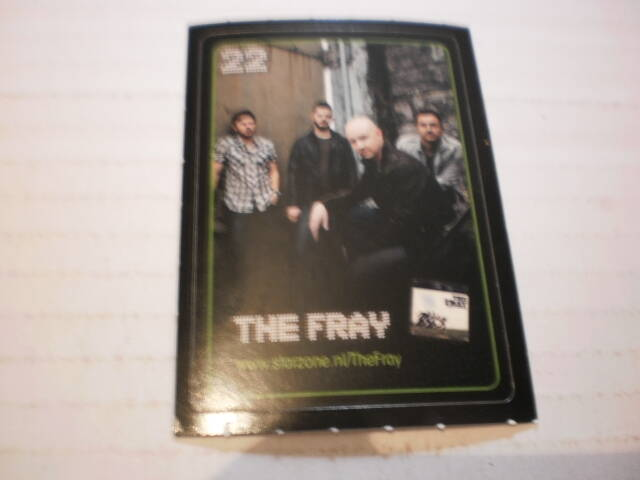 Sticker The Fray