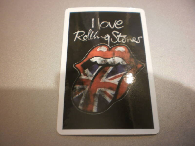 Sticker The Rolling Stones