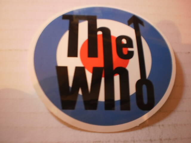 Sticker The Who