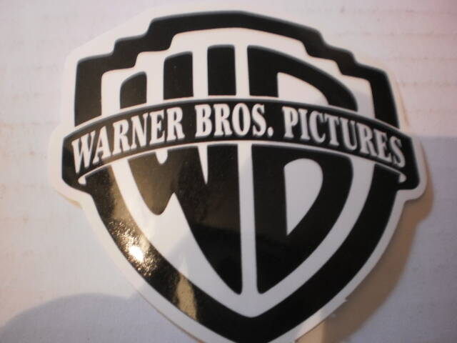 sticker Warner Brothers Pictures