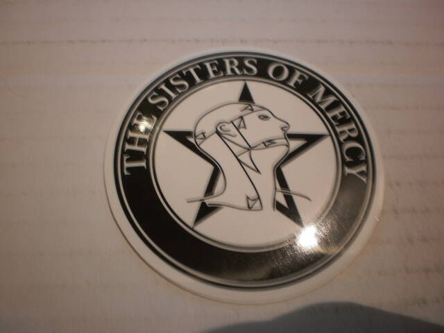 Sticker The Sisters of Mercy