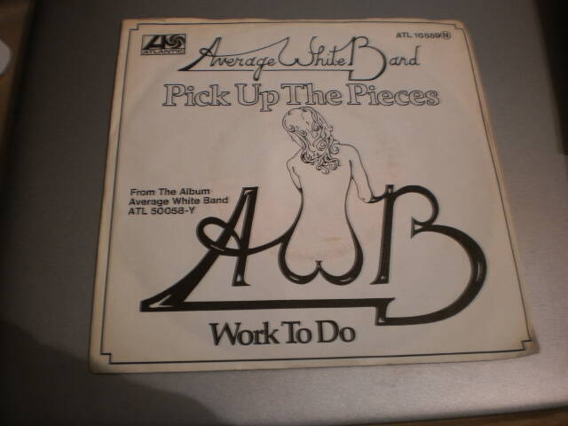 Single Average White Band - Pick up the Pieces