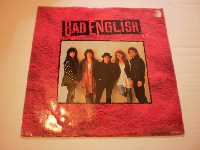 Single Bad English - Forget me not