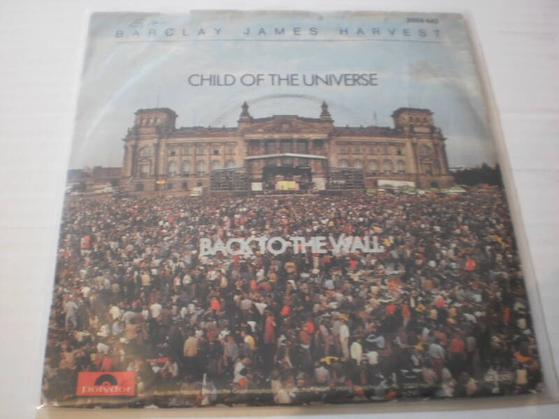Single Barclay James Harvest - Child of the Universe