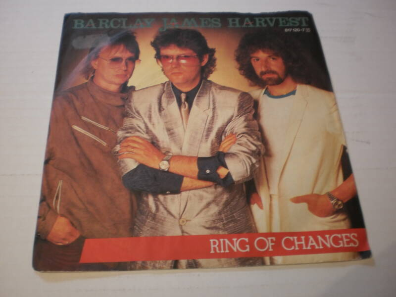 Single Barclay James Harvest - Ring of Changes