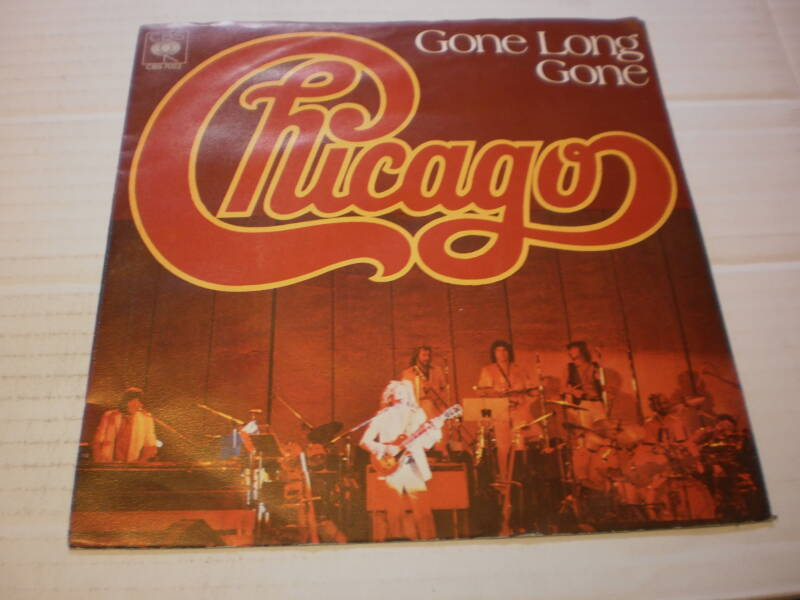 Single Chicago - Gone long gone  PROMO